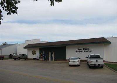 Home Lumber, Caldwell, Kansas exterior picture.