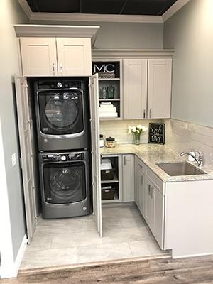 Beautiful Laundry Room with appliances, Home Lumber, Pratt, Kansas